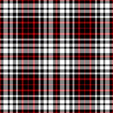 Seamless Tartan Plaid Pattern ...