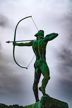 Der Grüne Bogenschütze - The Green Archer