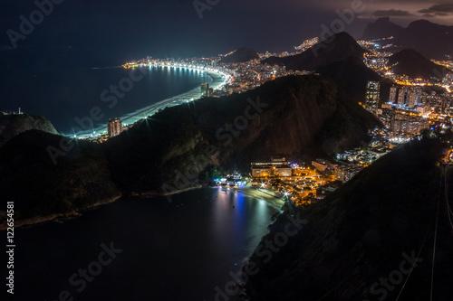 Photo Rio de Janeiro by Night