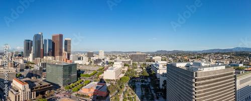 Zdjęcie XXL Panorama panoramę Los Angeles