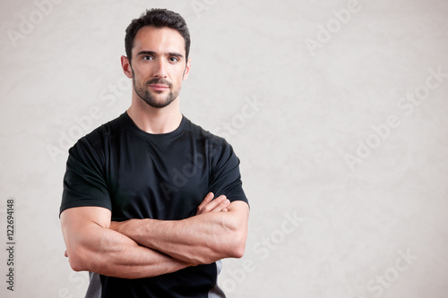 Tablou Canvas Personal Trainer