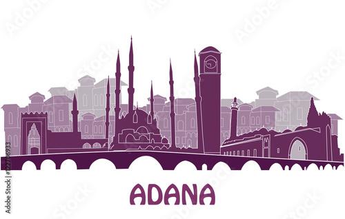 Canvas Print Adana