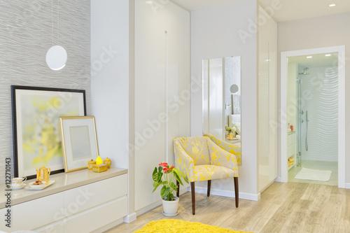 Photo  Modern Luxury Bedroom
