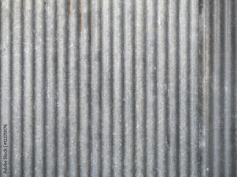 Fototapety, obrazy: Galvanized Steel Roof Plate