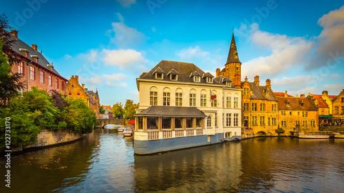 In de dag Brugge Wollestraat