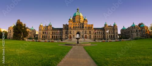 Fototapeta British Columbia Parliament obraz