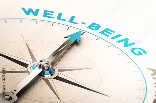 Fotografia  Well-being or wellness