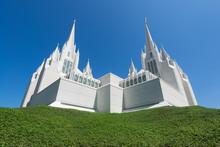 San Diego California Temple In La Jolla, California