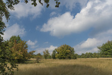 Slovakia Karst In Summer Hot Day