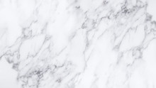 White Marble Texture And Backg...