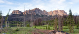 Pinnacle Buttes Togwotee Pass Wyoming Washakie Wilderness