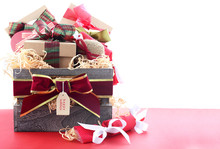 Large Christmas Gift Hamper