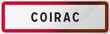 Coirac, ville de Gironde (33) - Région Nouvelle-Aquitaine - France