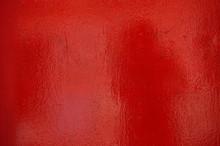 Glänzende Rote Oberfläche