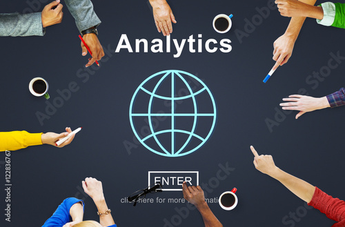 Analytics Analyze Data Analysis Informaion Research Concept - Buy