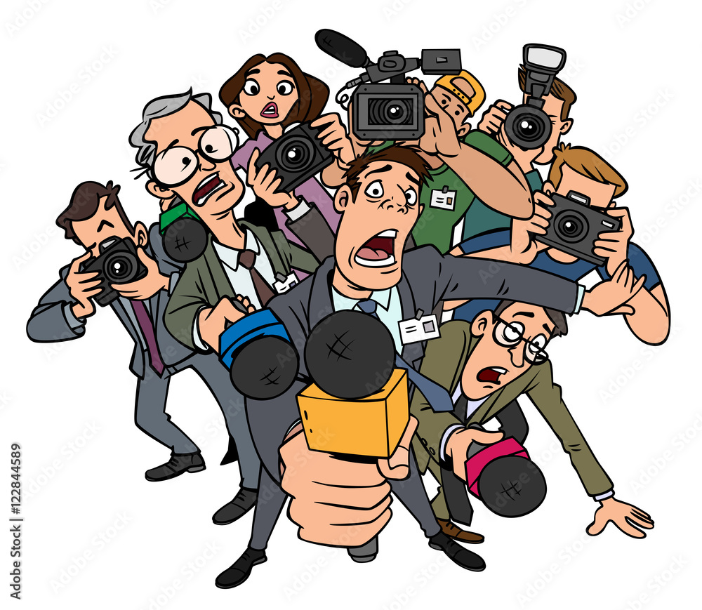 Прикол для журналиста в картинках, февраля брату