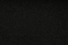 Black Monotone Grain Texture. ...