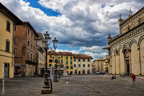 Fotografie, Obraz  Prato, Domplatz