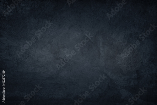 Obraz Dark Blue Concrete Background - fototapety do salonu