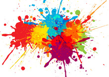 Vector Colorful Background Des...
