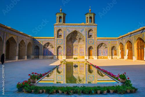 Fotografie, Obraz  Nasir Al-Molk Mosque - Shiraz (Iran)