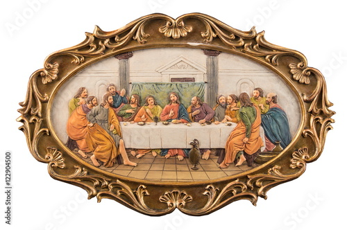 Valokuva  color picture of the Last Supper