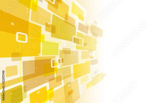 背景 デジタル(黄)