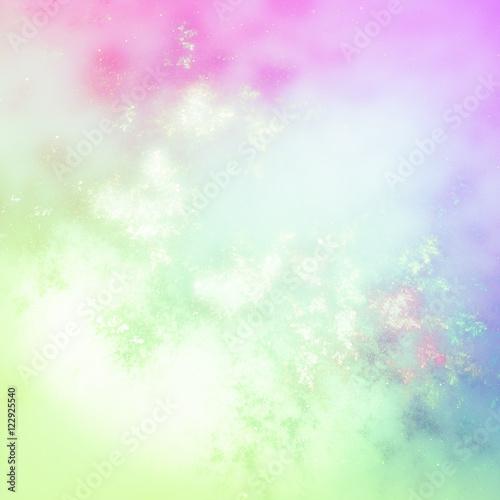 Fényképezés  Gentle abstract background in light pastel tones