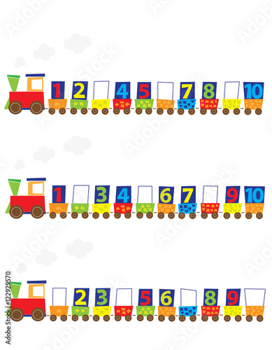 maths game for children : counting learning / educational ...