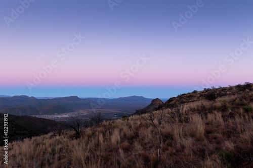 Foto op Plexiglas Zuid Afrika Valley Of Desolation