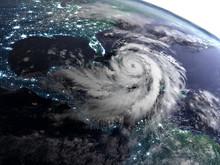 Night With Hurricane