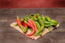 Organic Raw Sweet Peppers