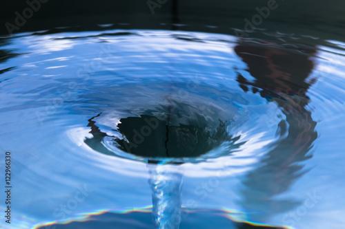 Valokuva  Wassertornado