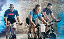 Cycling Fitness Class