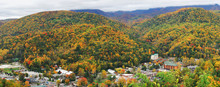 Gatlinburg And Valley Of Smoky...