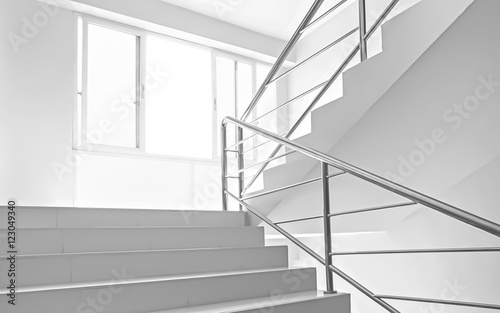 Photo Stands Stairs window light and stairs