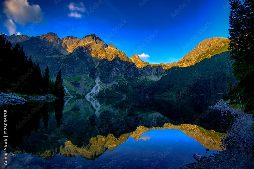 Fototapety, obrazy: Tatry góry