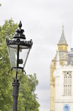 Fototapeta Londyn - Big Ben Zegar