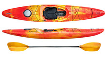 Crossover Whitewater Kayak Iso...