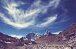 Leinwandbild Motiv Himalayan