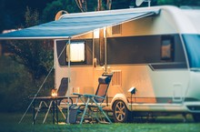 Travel Trailer Caravaning