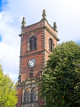 Clock Tower Of St. Edmund King...