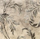 Tekstura tynku dekoracyjnego, ściana dekoracyjna, tekstura sztukaterii, dekoracyjna sztukateria - 123141362