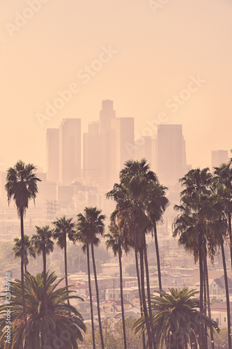 Photo  Los Angeles Skyline