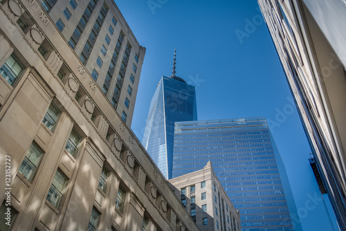 One World Trade center Plakat