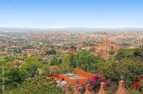 San Miguel de Allende Mexico #123153196