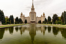 Moscow State University Buildi...
