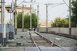 The train track