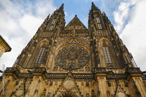 St. Vitus Cathedral1 Poster