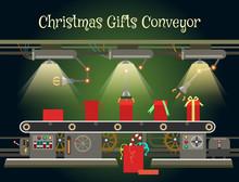 Christmas Gift Wrapping Machin...